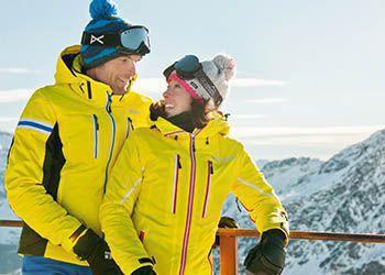 Ski 滑雪服
